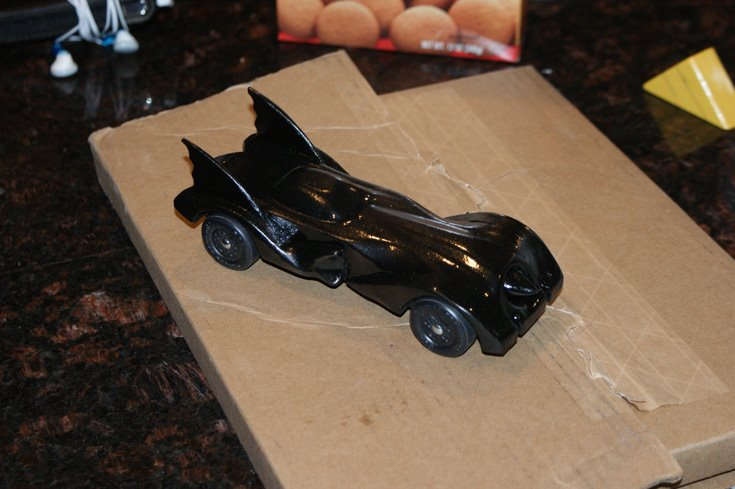 Quintuplet Dad The Pinewood Derby